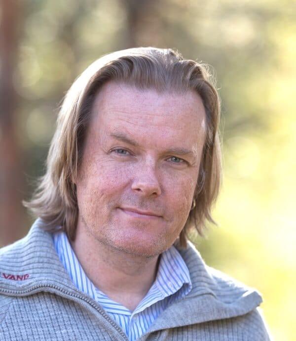 Portrettbilde av Morten Forfang