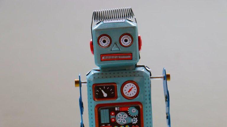 Leke robot