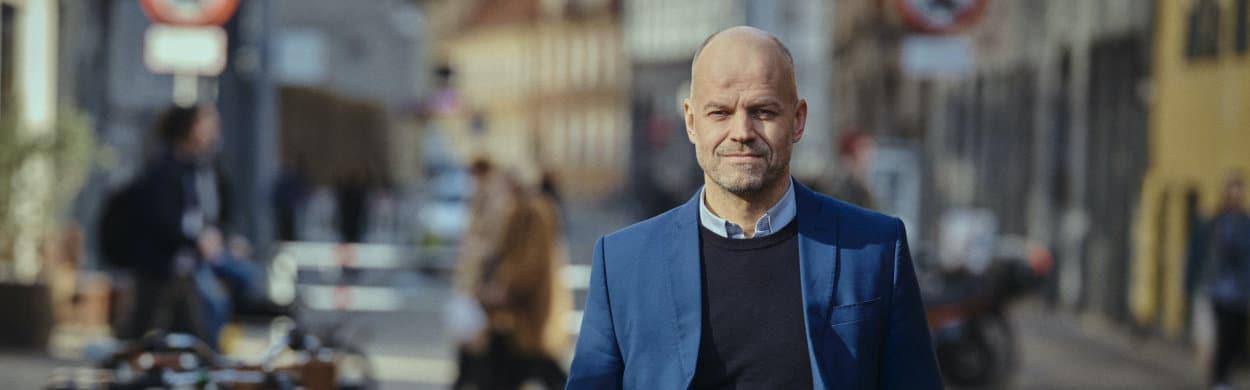 Daglig leder i Computas Danmark, Jon Gunnar Aasen