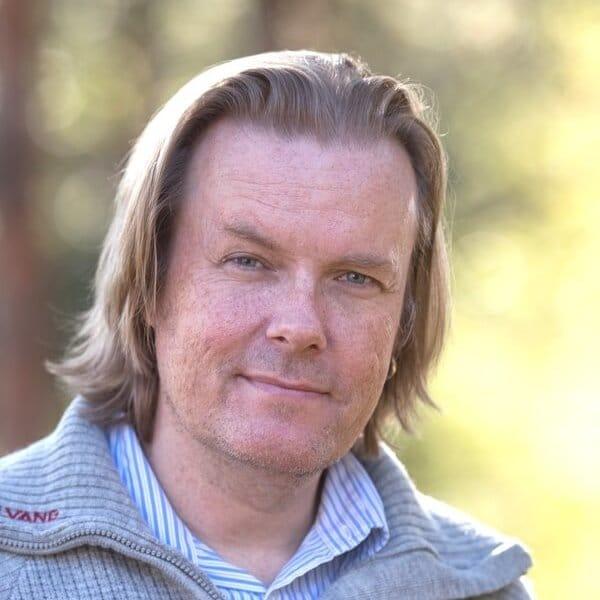 Portrettbilde av Morten