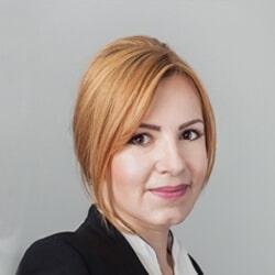 Portrait image of Oana Antanoaie