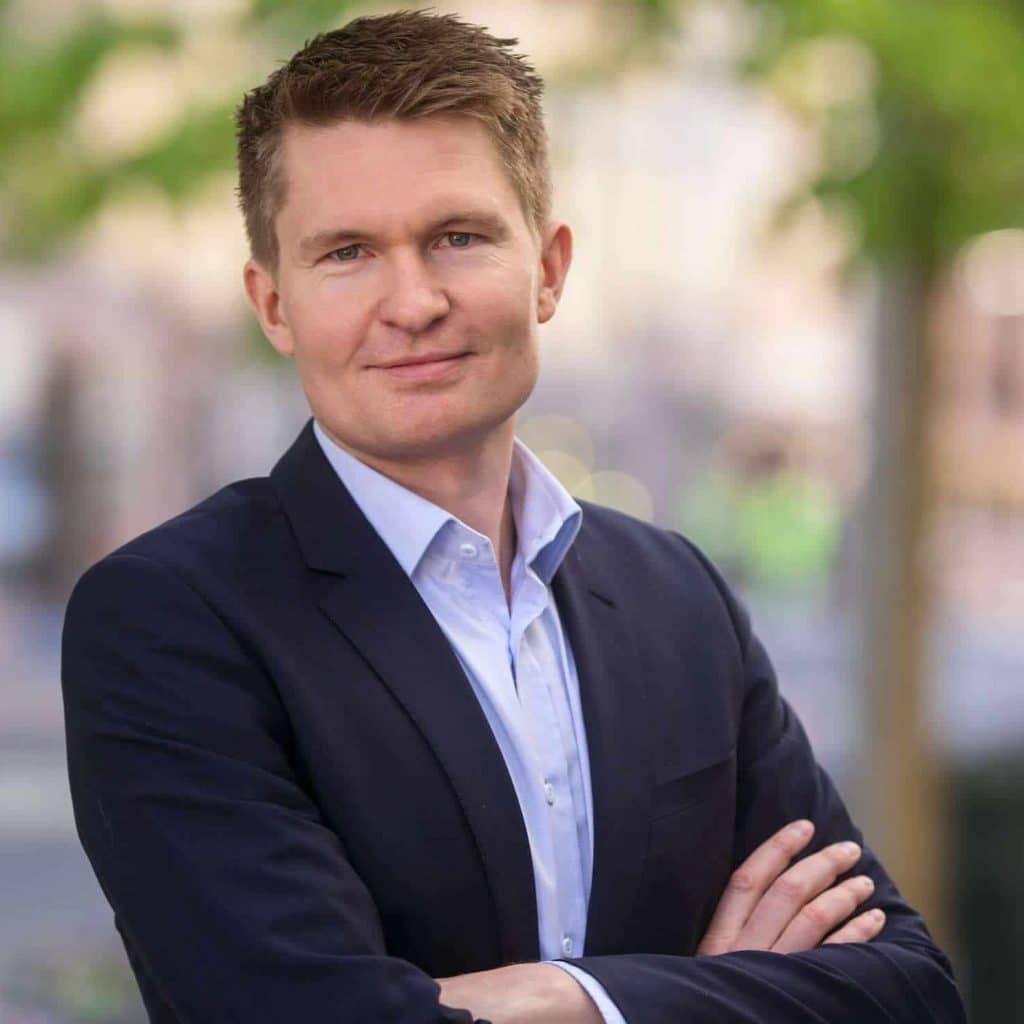 Portrett Pål Knudsen