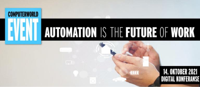 digitalisering er framtiden for arbeid arrangementheader